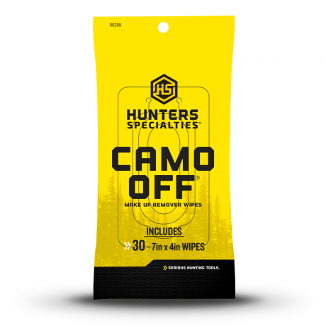 Camo Off Make Up Remover - Hunters Specialties