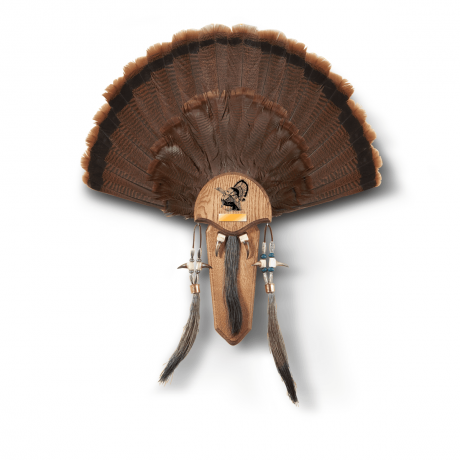 HS STRUT Three Beard Mounting Plaque - 06949 - Hunters Specialties