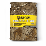 Camo Burlap - Pattern Choices - Hunters Specialties