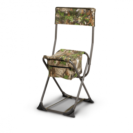 Camo Dove Chair With Back - Realtree® Xtra Green™- 07281 - Hunters Specialties