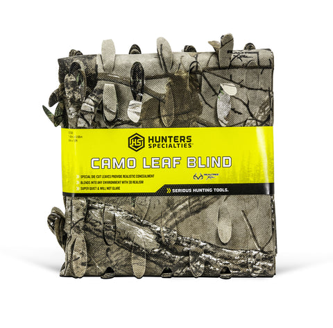 Camo Leaf Blind Material - Online Store Pattern Choices - Hunters Specialties