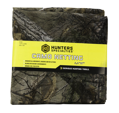 "Camo Netting - 54"" x 12' - Realtree® Xtra™ - Hunters Specialties"