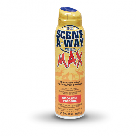 Scent-A-Way® MAX Odorless Continuous Spray - Hunters Specialties