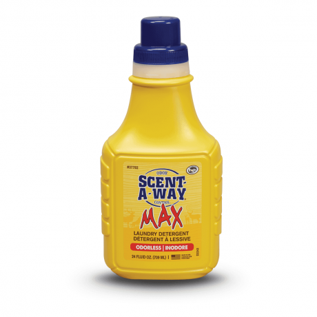 Scent-A-Way MAX Detergent - Odorless | 2 sizes - Hunters Specialties