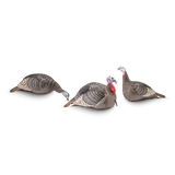 Strut-Lite Flock Decoy 3-Pack *REBATE OFFER* - Hunters Specialties