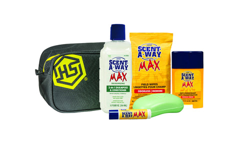 Scent-A-Way® MAX Shower Kit - 100057