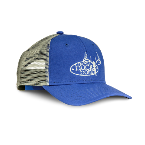 Buck Bomb Embroidered Trucker Hat - 100059