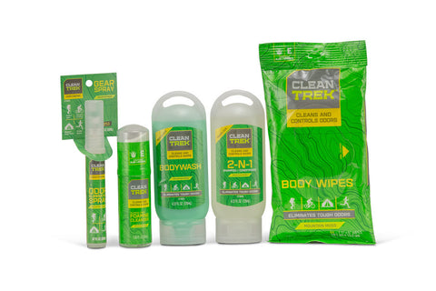 Clean Trek Small Bundle - CTS-B - Hunters Specialties