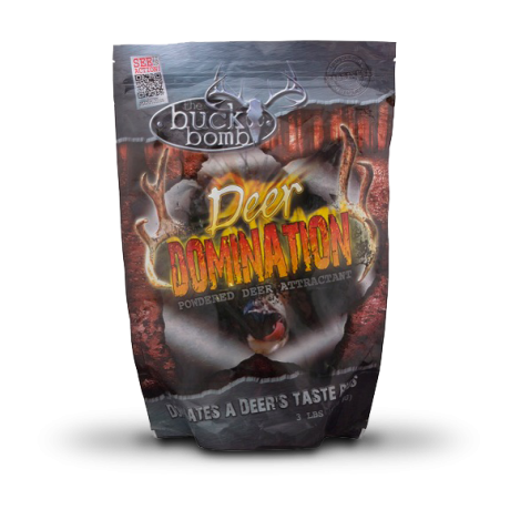 Buck Bomb Deer Domination - Hunters Specialties
