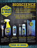 Fish-A-Way 1.68Oz Foaming Cleanser - 07944