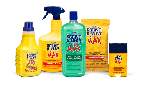 Scent-A-Way Odorless Bundle