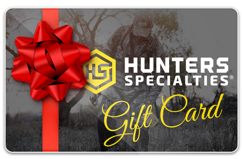Hunters Specialties Gift Card - Hunters Specialties