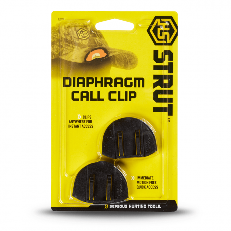 HS STRUT Diaphragm Call Clip - 06899 - Hunters Specialties
