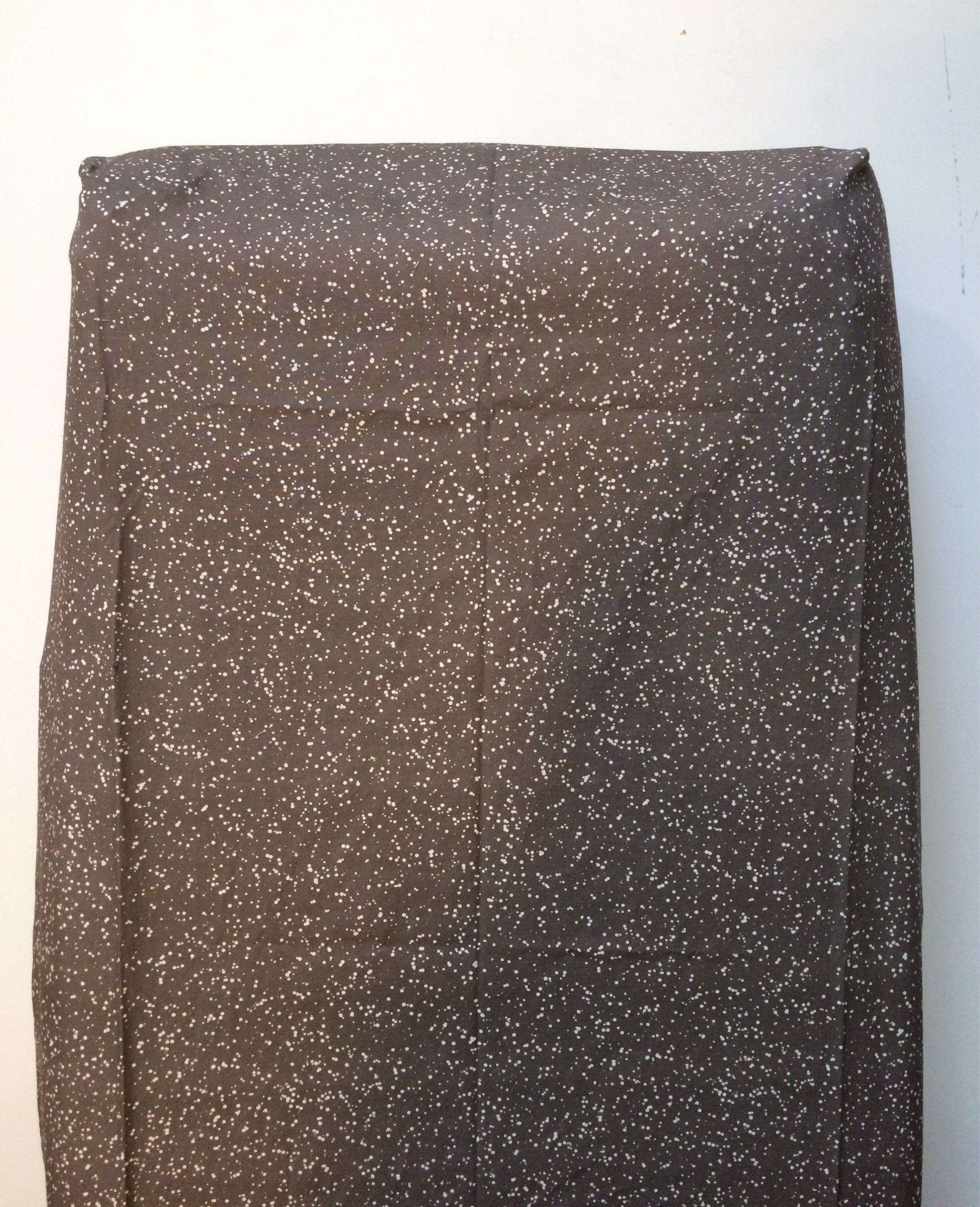Grey Changing Pad Cover - Orange Blossom Special  @orangeblossomspecial805