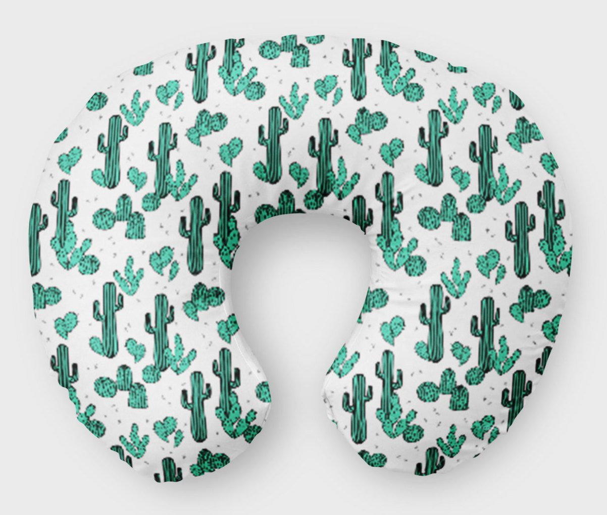 Cactus Boppy Cover - Cacti Boppy Cover - Dream Evergreen @DreamEvergreen