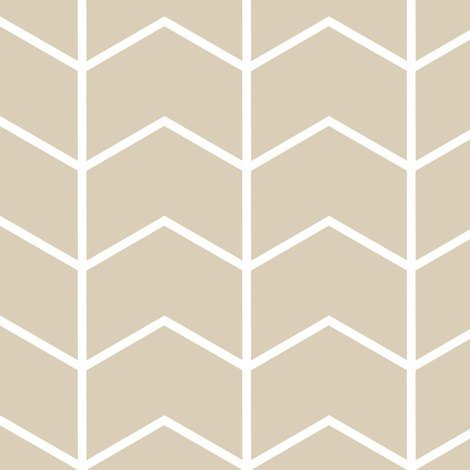 Changing Pad Cover - Tan Chevron  Herringbone Changing Pad - Dream Evergreen @DreamEvergreen