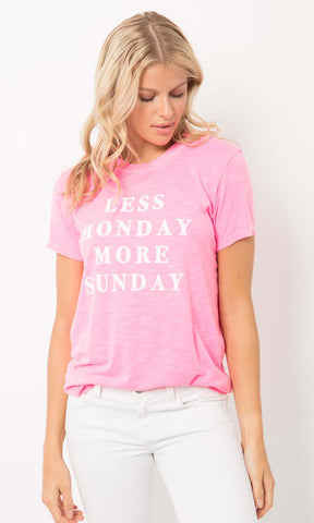 BANNER 'LESS MONDAY'