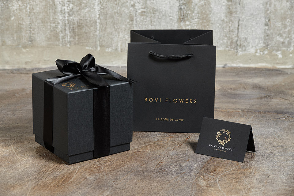 Le Seul - Gold - Bovi Flowers
