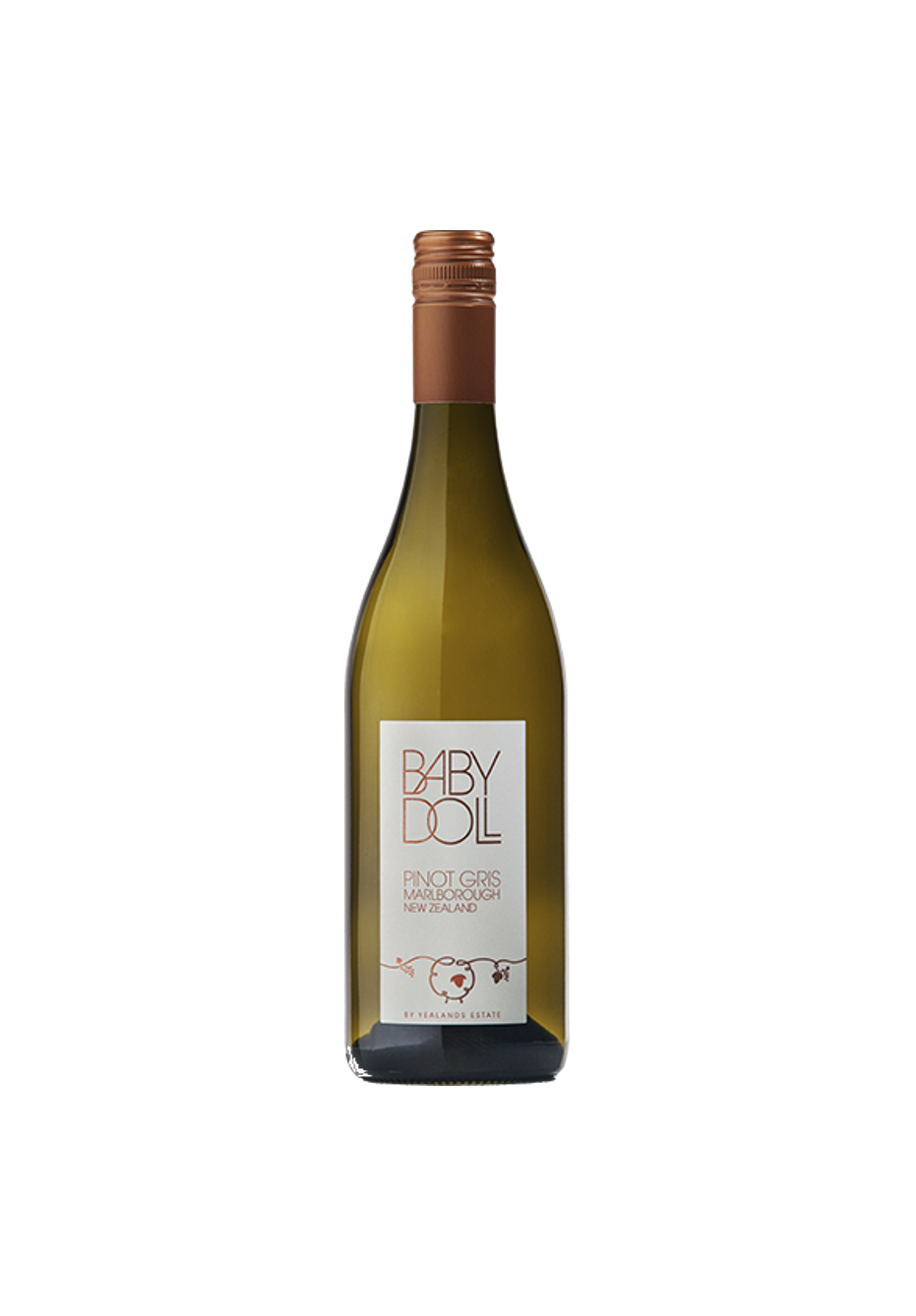 Baby Doll Marlborough Pinot Gris 2016