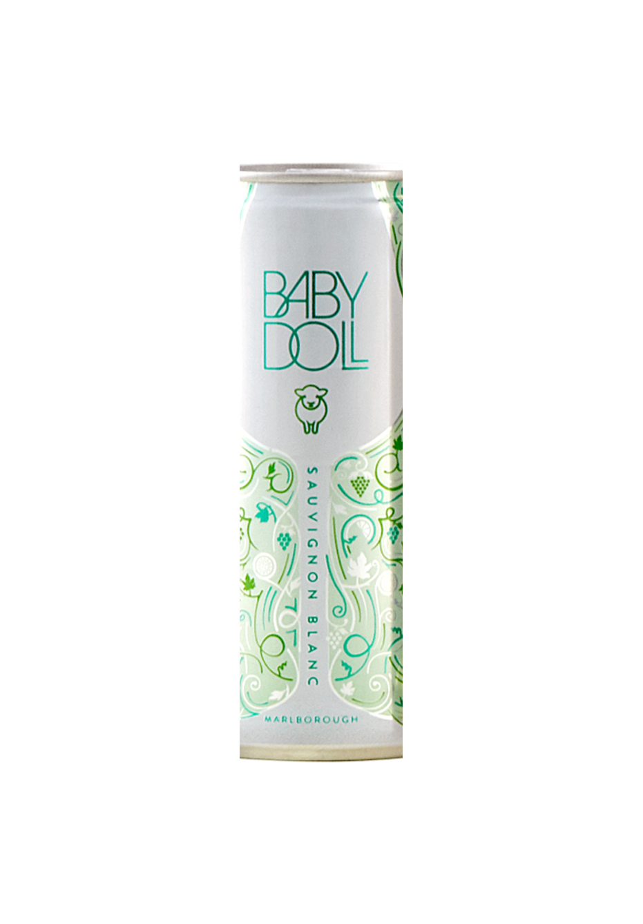 Baby Doll Marlborough Sauvignon Blanc 2018 (250 ml can)