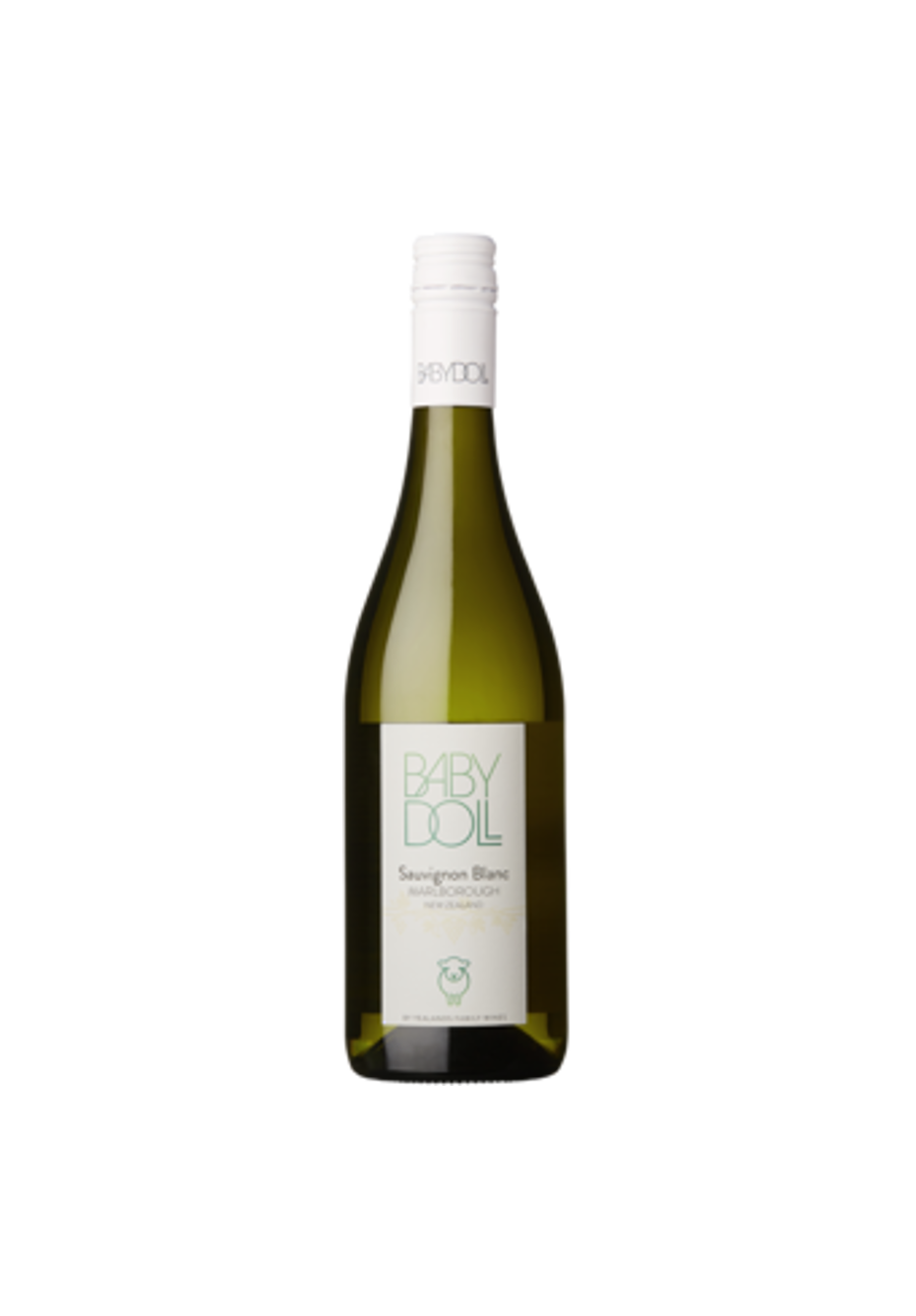 Baby Doll Marlborough Sauvignon Blanc 2017