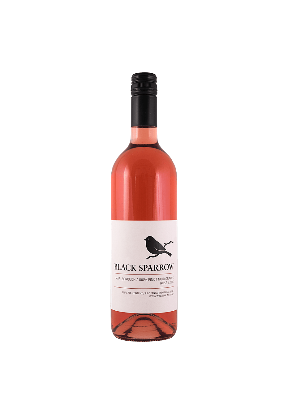 Black Sparrow Marlborough Pinot Noir Rosé 2018