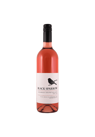 Black Sparrow Marlborough Pinot Noir Rosé 2017