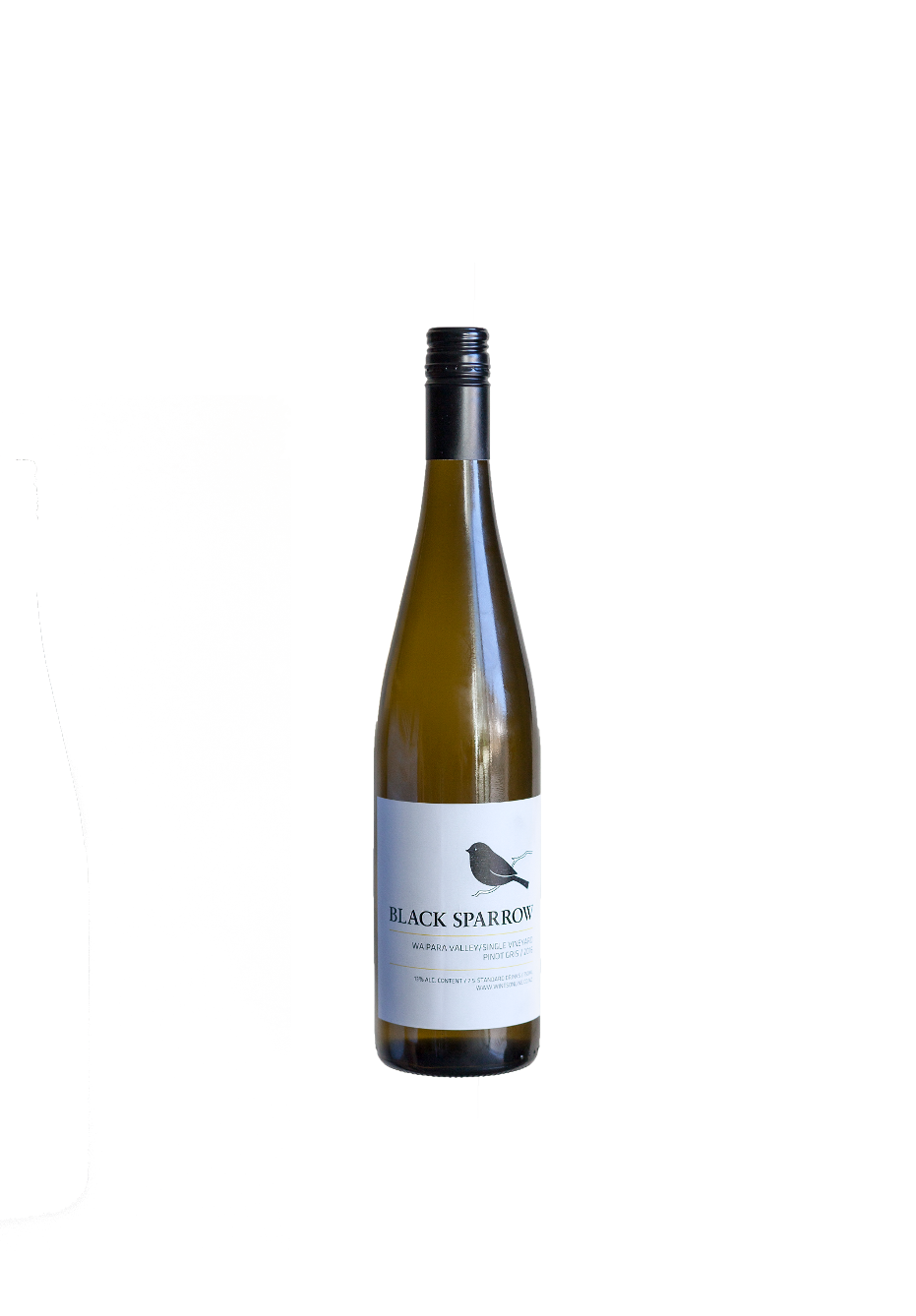 Black Sparrow Waipara Valley 'Single Vineyard' Pinot Gris 2016