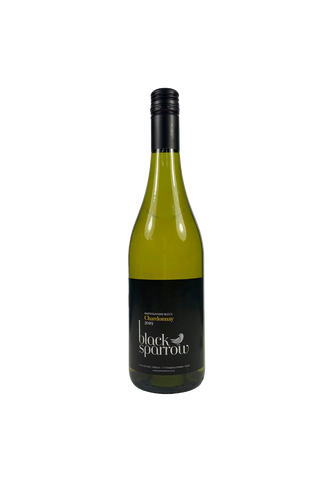 Black Sparrow Home Block Waipara Chardonnay 2019