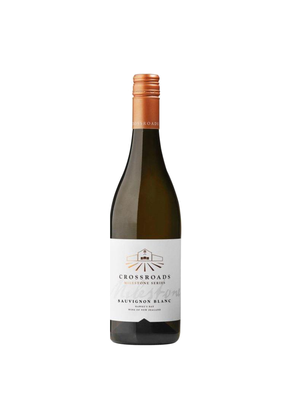 Crossroads 'Milestone Series' Marlborough Sauvignon Blanc 2017