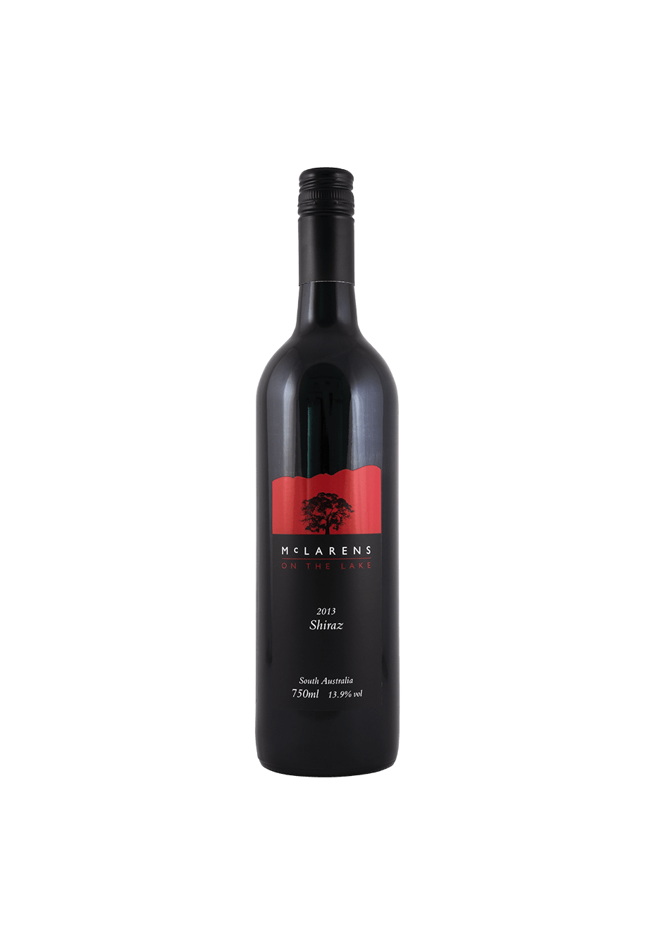 McLaren's 'On The Lake' South Australian Shiraz 2013