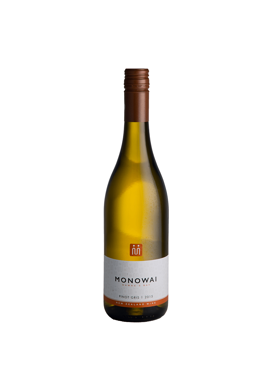 Monowai Estate 'Crownthorpe' Hawkes Bay Pinot Gris 2016