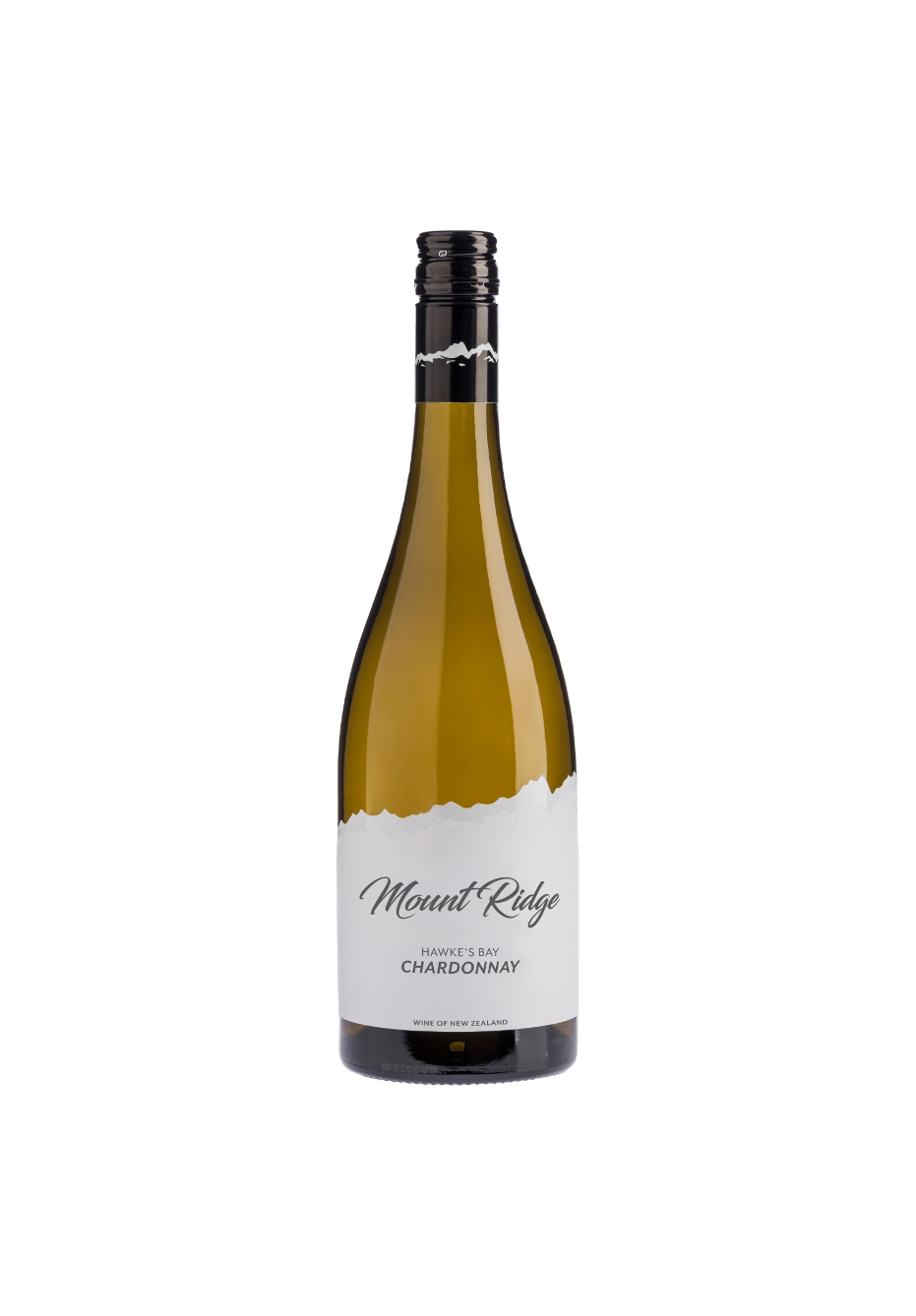Mount Ridge Hawkes Bay Chardonnay 2019