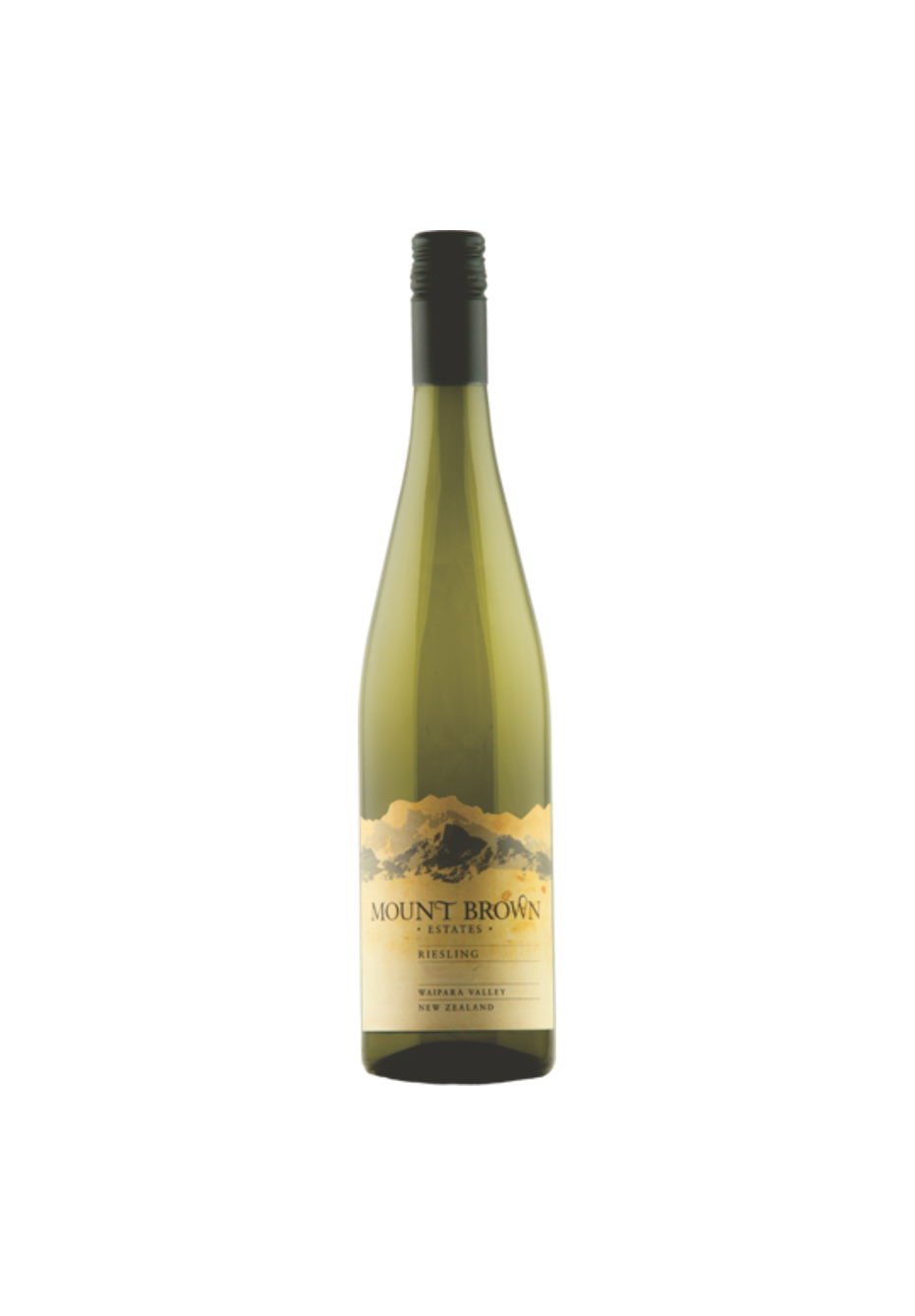 Mount Brown Waipara Dry Riesling 2018