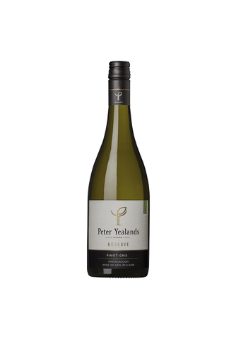 Peter Yealands Marlborough 'Reserve' Pinot Gris 2017