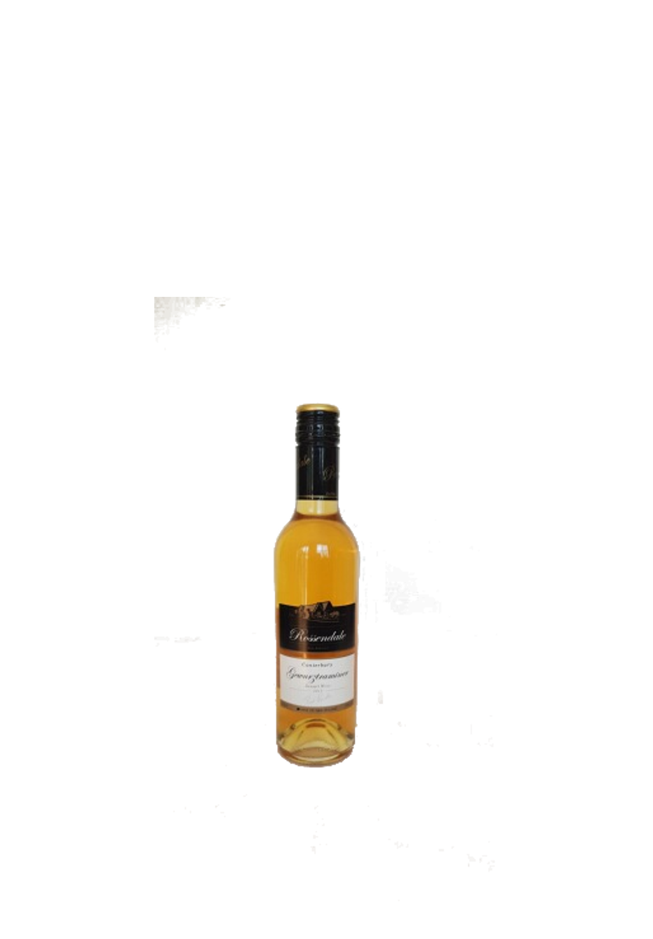 Rossendale Estate Gewurztraminer Dessert Wine 2012 (375 ml bottle)