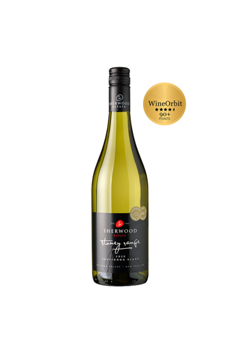 Sherwood Estate 'Stoney Range' Waipara Sauvignon Blanc 2020