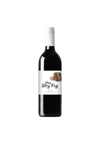 The Shy Pig South Australian Merlot 2020