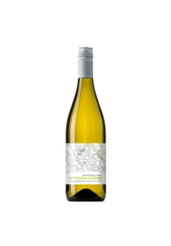 Station Creek Marlborough Sauvignon Blanc 2015