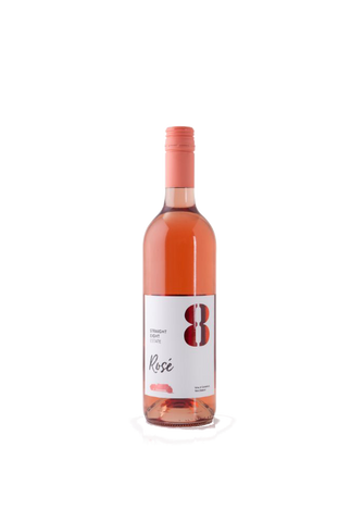 Straight 8 Estate Pinot Noir Rosé 2017
