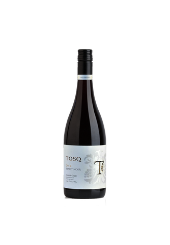 TOSQ Estate Central Otago Pinot Noir 2016