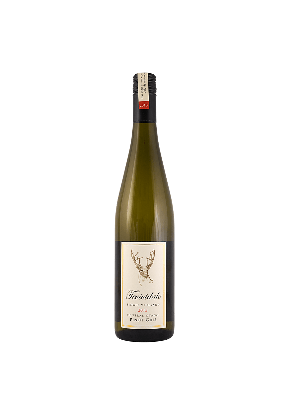 Teviotdale 'Single Vineyard' Central Otago Pinot Gris 2013