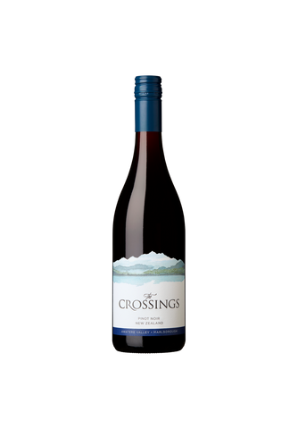 The Crossings Awatere Valley Pinot Noir 2018