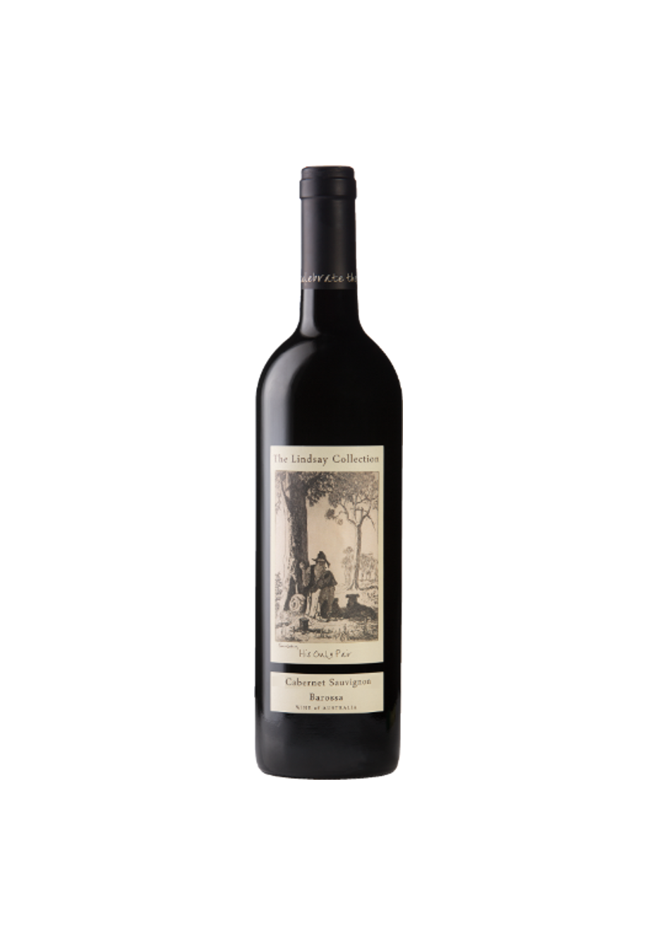 The Lindsay Collection 'His Only Pair' Barossa Valley Cabernet Sauvignon 2016