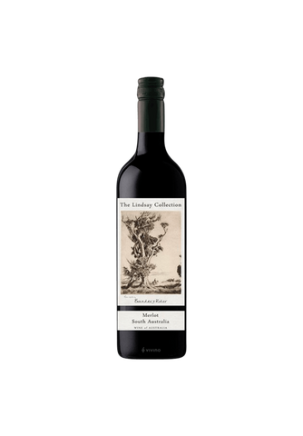 The Lindsay Collection South Australian Boundary Rider Merlot 2019