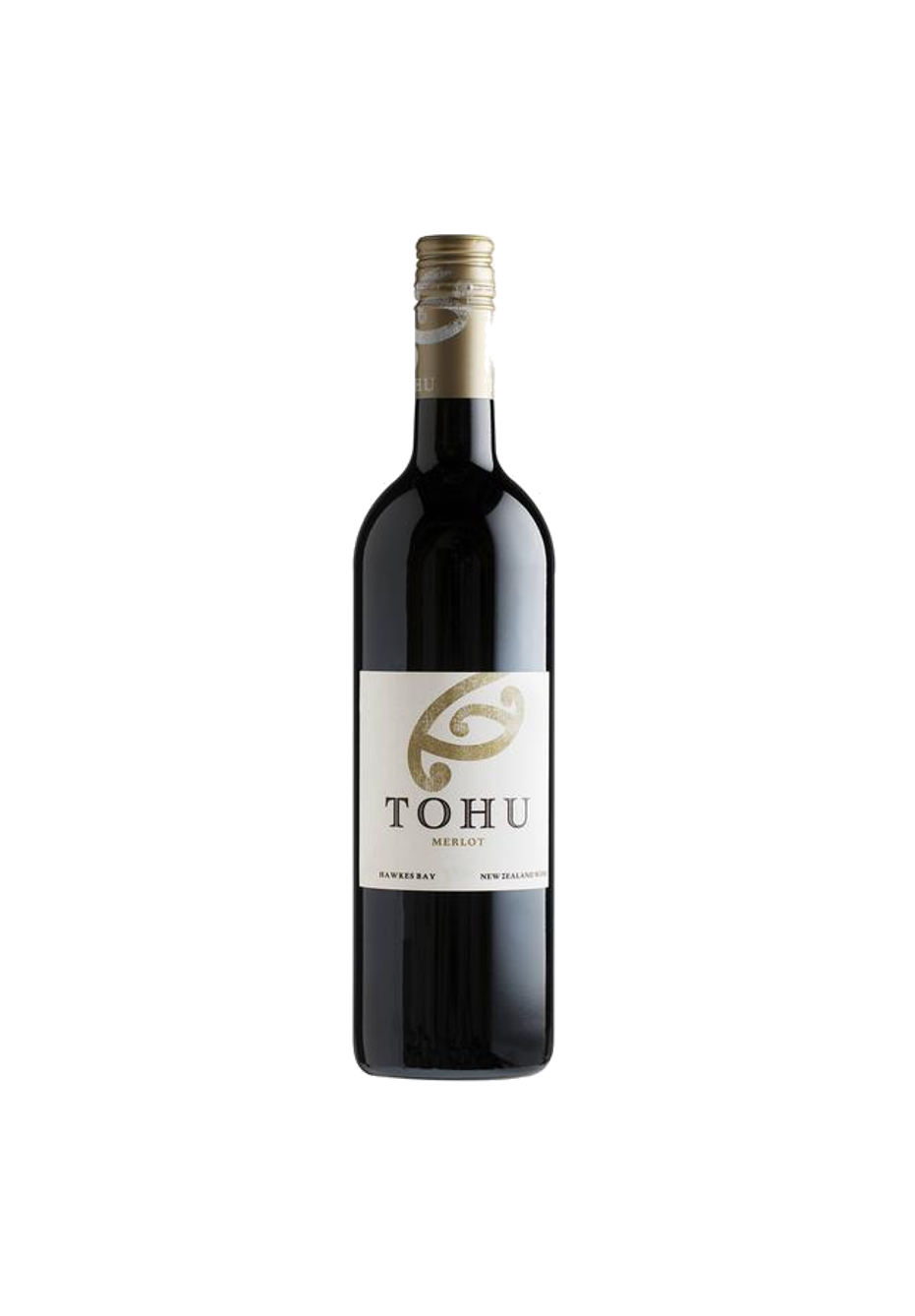 TOHU Estate Hawkes Bay Merlot 2015