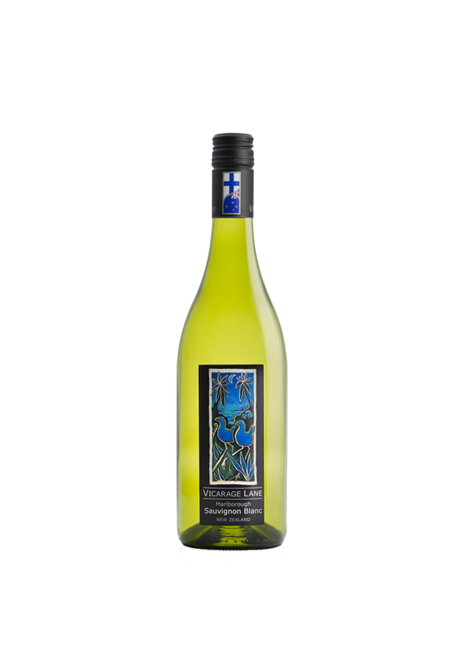 Vicarage Lane Marlborough Chardonnay 2018