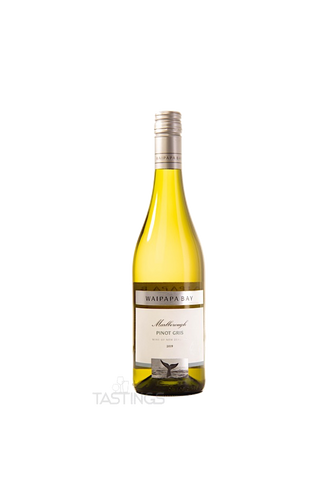 Waipapa Bay Marlborough Pinot Gris 2019