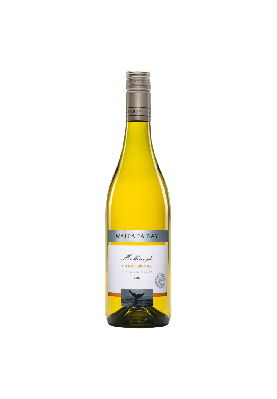 Waipapa Bay Marlborough Chardonnay 2019