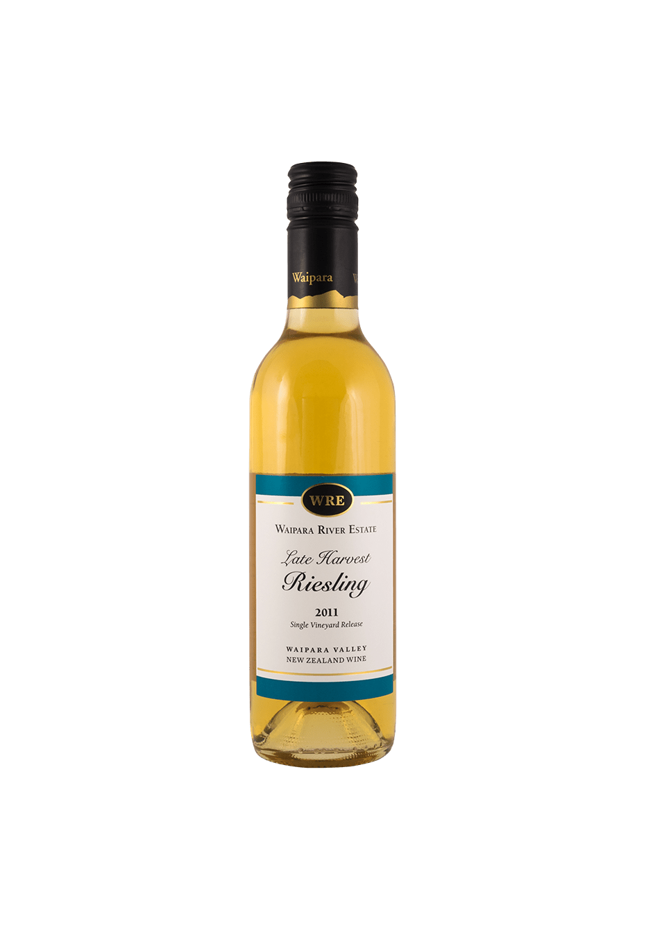 Waipara River Estate 'Single Vineyard' Late Harvest Riesling 2011 (375 ml bottle)